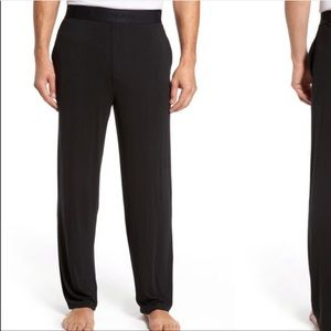 NEW Tommy John second skin pajama pants XL black